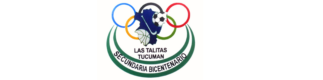 Escuela Secundaria Bicentenario de Las Talitas - Tucumán - Argentina