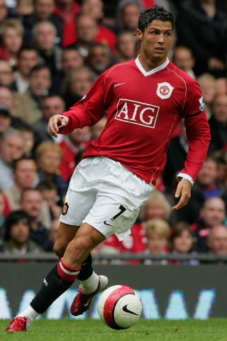 Free Wallpapers For Iphone Cristiano Ronaldo Manchester United