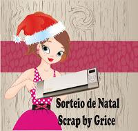 Sorteio de Natal - Grice Araújo