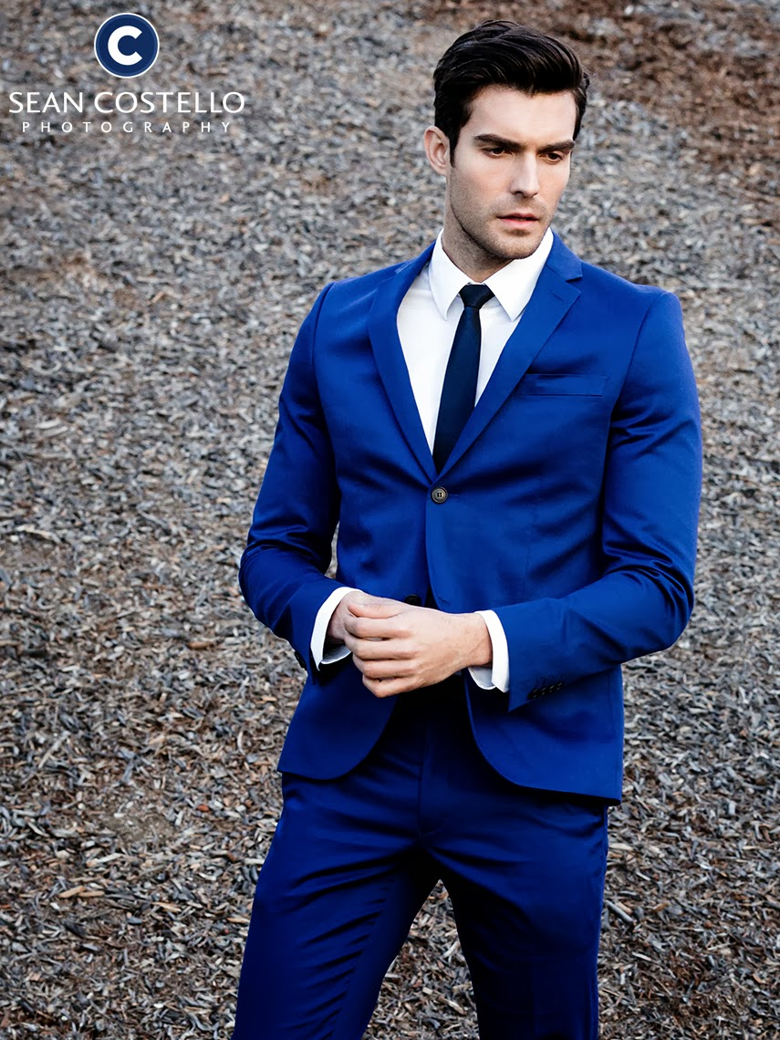 Ford models test shoot with peter porte sean costello for Porte a porte clothing
