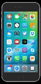 Kredit iPhone 6 Plus 64GB Tanpa Kartu Kredit