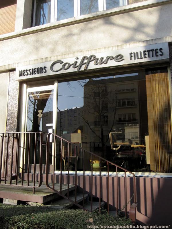 Chatillon - Coiffure Messieurs - Fillettes