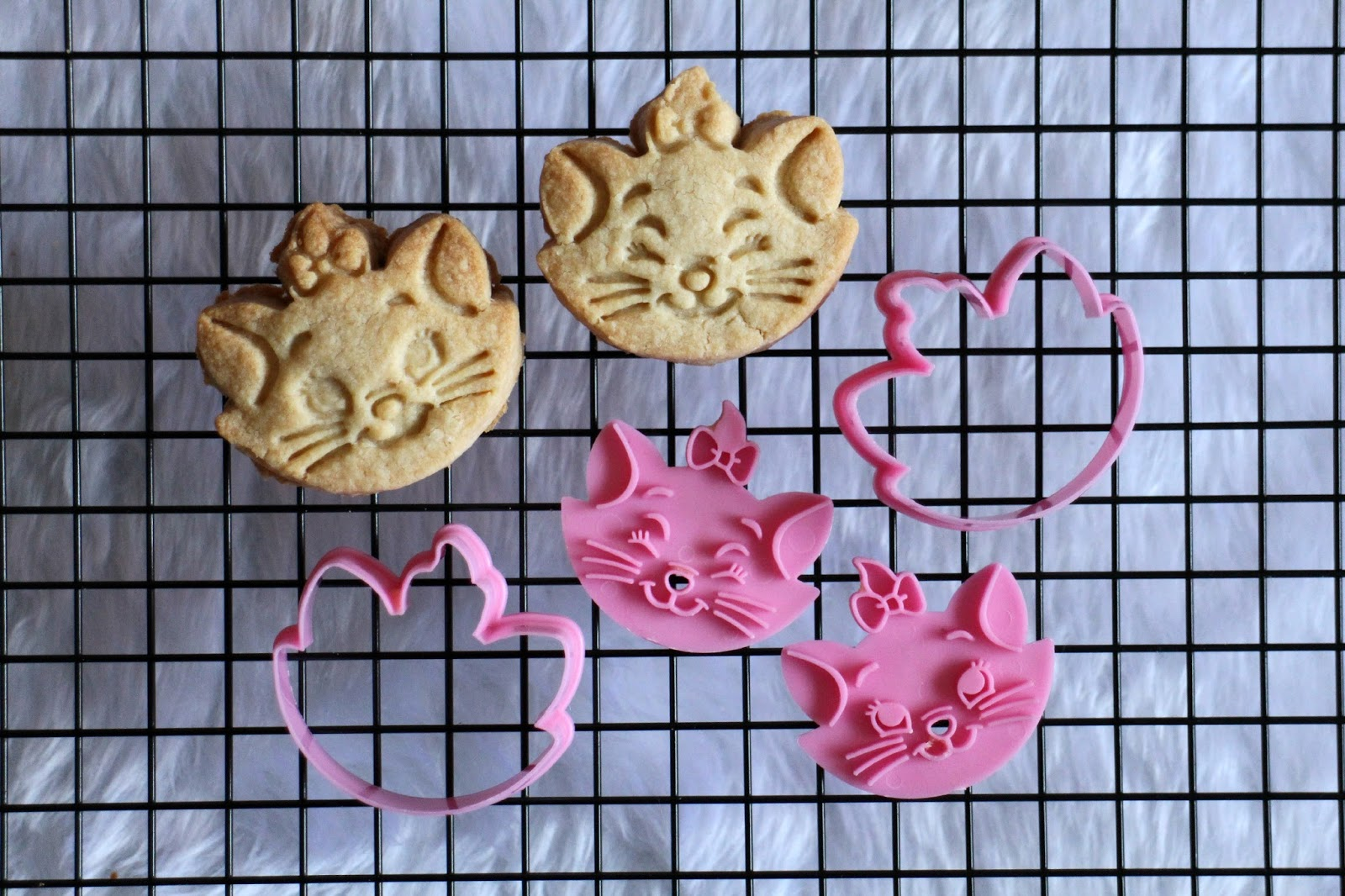 Disney Aristocats Marie Biscuit Cutters