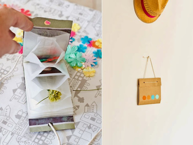 Tutorial cuaderno de tesoros DIY treasure book