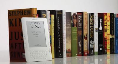 Бумажные книги и электронные читалки