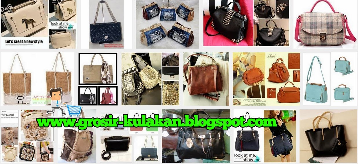 Supplier Tas Branded