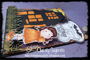 Ribbon carouselHalloween spirit · Hooked on CraftHalloween
