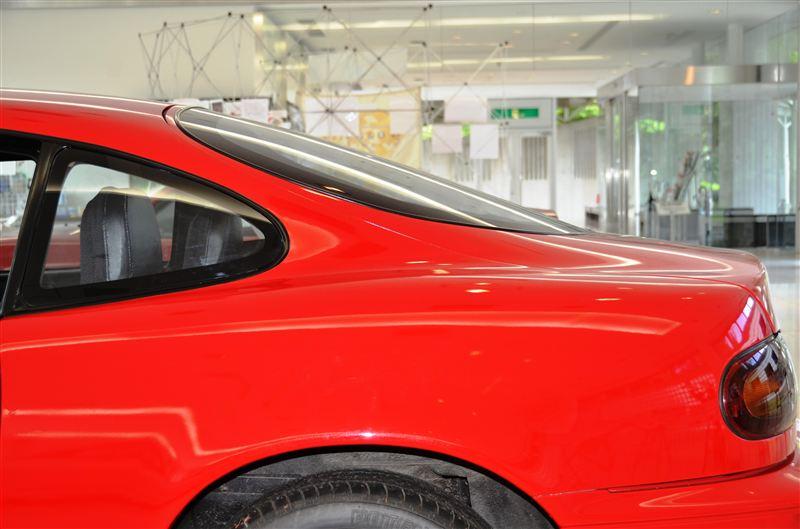 Mazda MX-5 coupe, ciekawostka, unikalna wersja