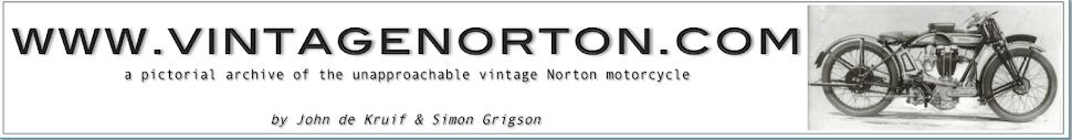Vintage Norton Motorcycles