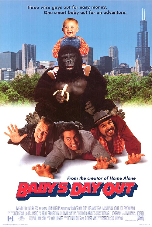 Baby's Day Out (1994) Hindi Eng Dual Dubbed Compressed Small Size Pc Movie Free Download Only At FullmovieZ.in
