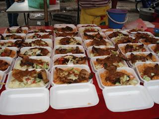Nasi tomato, Nasi ayam, chicken rice, tomato rice