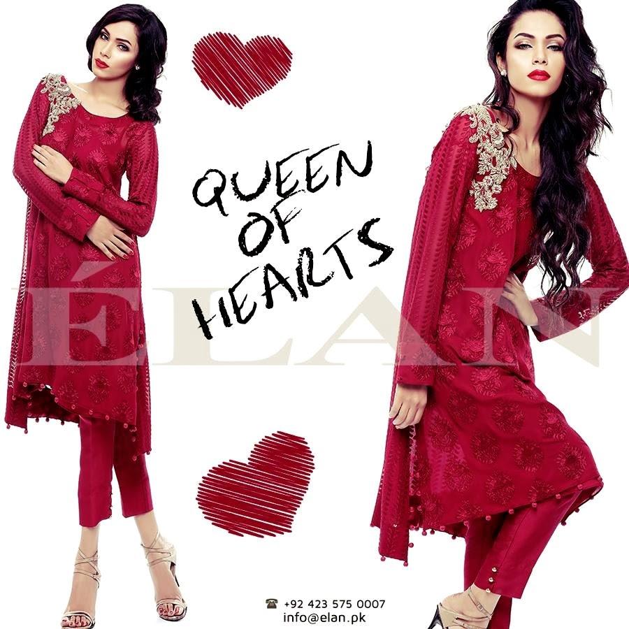 ELANValentinesDresses2014 2015 wwwfashionhuntworldblogspotcom 03 - Valentines Day Dresses 2014-2015 By ELAN