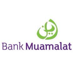 Logo PT Bank Muamalat