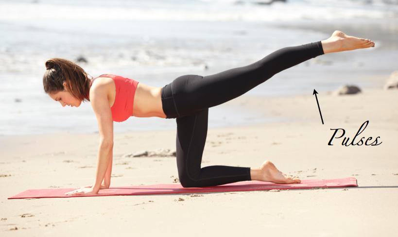 Beach Babe Fitness Instant Butt Lift
