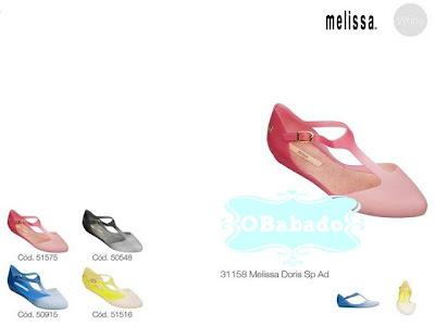 Calçados Melissa 2013