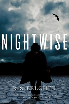 Nightwise by R.S. Belcher dark fantasy