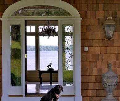 Fotos y dise os de puertas puertas de madera para interiores for Disenos de puertas de madera para exterior