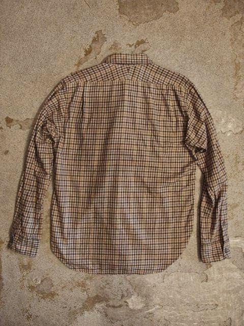 Engineered Garments Spread Collar Shirt Fall/Winter 2014 SUNRISE MARKET