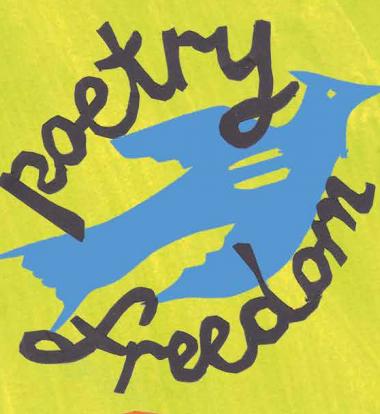 #freedompoetry
