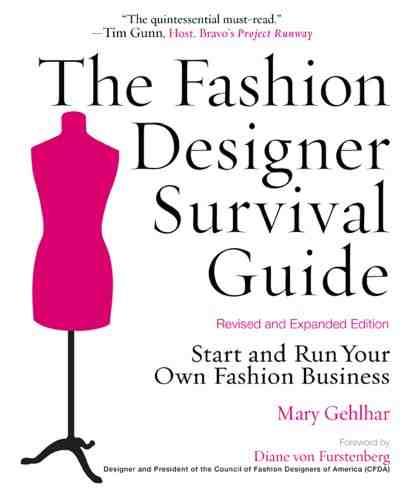 Fashion Designer Survival Guide Book