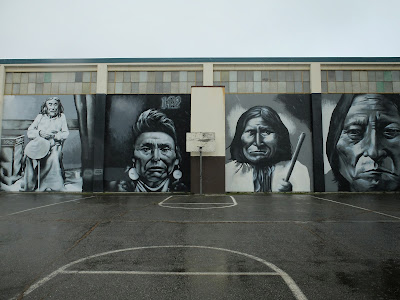 Chief Seattle, Chief Joseph, and Other Figures