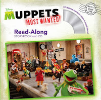 Muppets Most Wanted Read-Along