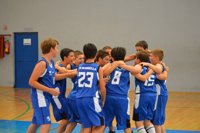 Vive el basket con eduardo burgos noticias diversas de baloncesto de cantera andaluz - Casa emilio benalmadena ...