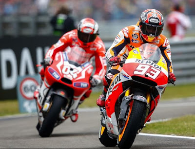 Ingat! Race GP Assen Hari Sabtu, Bukan Hari Minggu (Malam Senin)