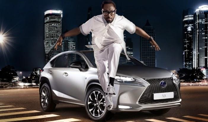Lexus Black Eyed Peas