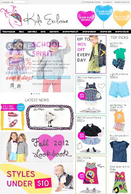 KidsExclusive.com Coupons and Deals