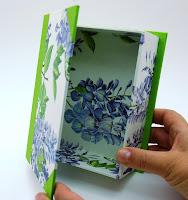 Caja Lilas