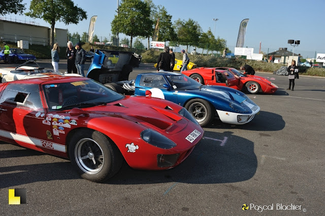 ford gt 40 photo pascal blachier