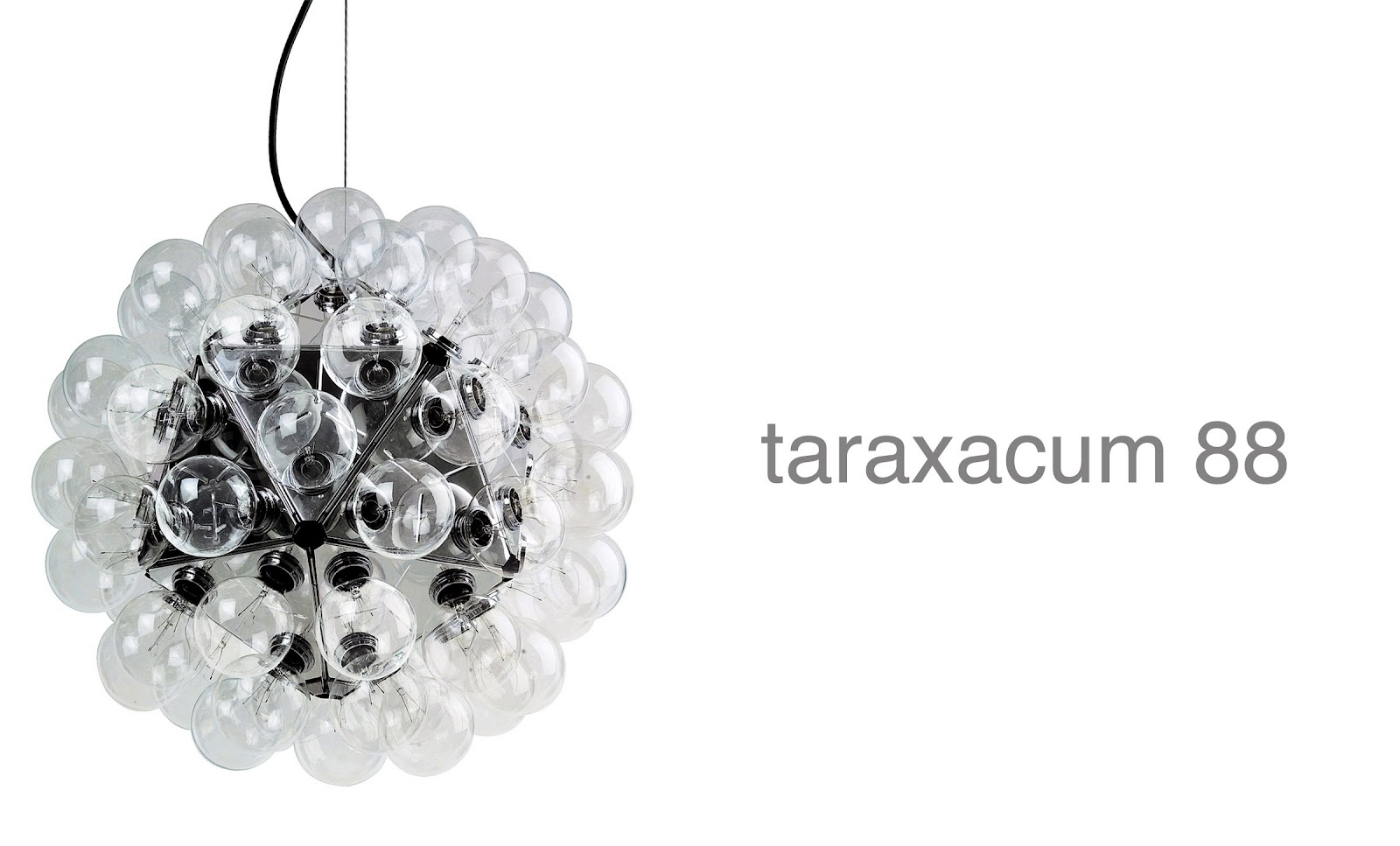 modern interior design: TARAXACUM-88 by FLOS