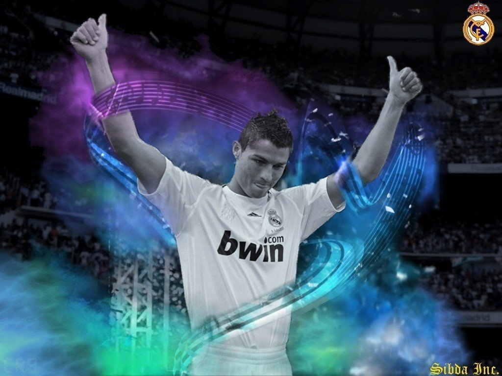 Cristiano Ronaldo Real Madrid Wallpaper 2011 1