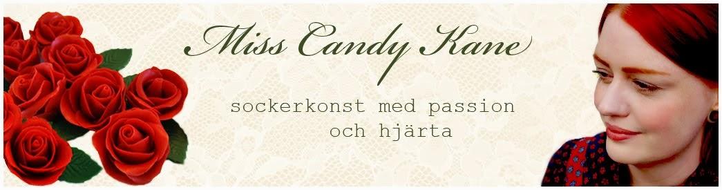 Miss Candy Kane<br> - sockerkonst med passion och hjärta