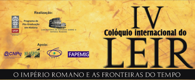 IV Colóquio Internacional do LEIR