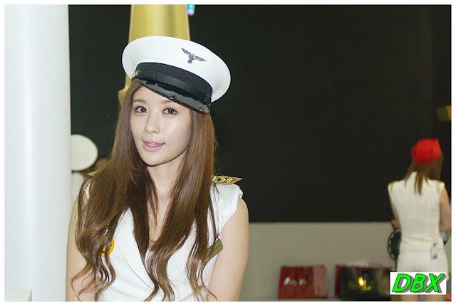 3 Lee Yeon Ah at SIDEX 2012-very cute asian girl-girlcute4u.blogspot.com