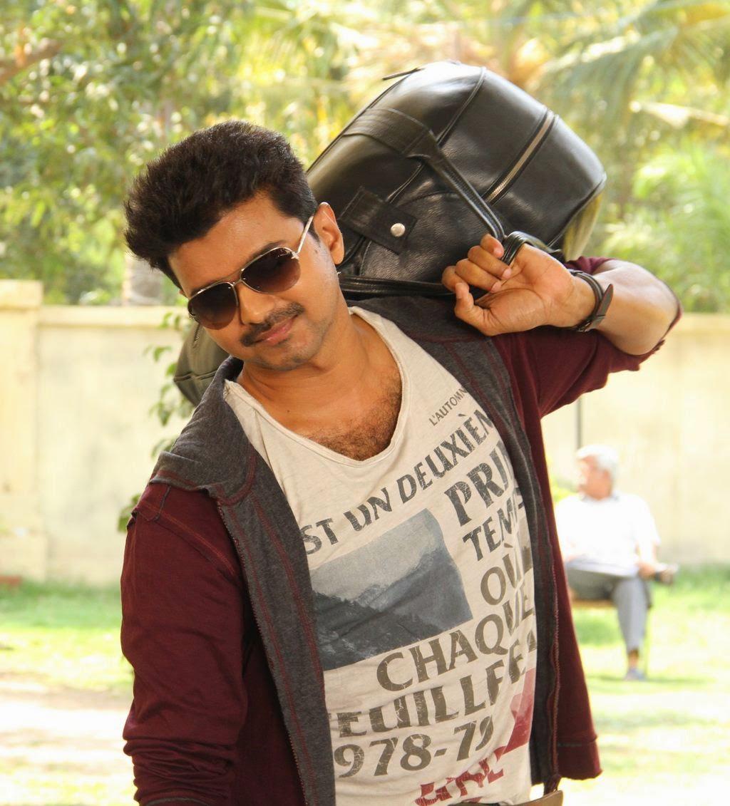 tamil cinema news: stylish vijay as seen in kathi