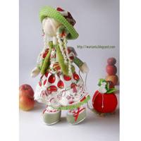 WARIANTA HANDMADE. Оригинальные куклы и игрушки