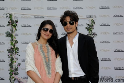 Zainab-Pasha-Ali-Zafar-at-LOreal-Summer-Fantasy-Event