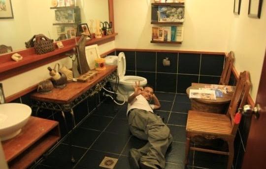 Ramai Kagum Melihat Toilet Stesen Minyak di Filipina