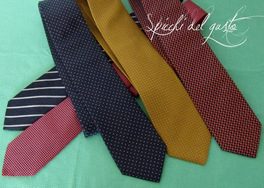 schiavi cravatte per un uomo sempre elegante!!!