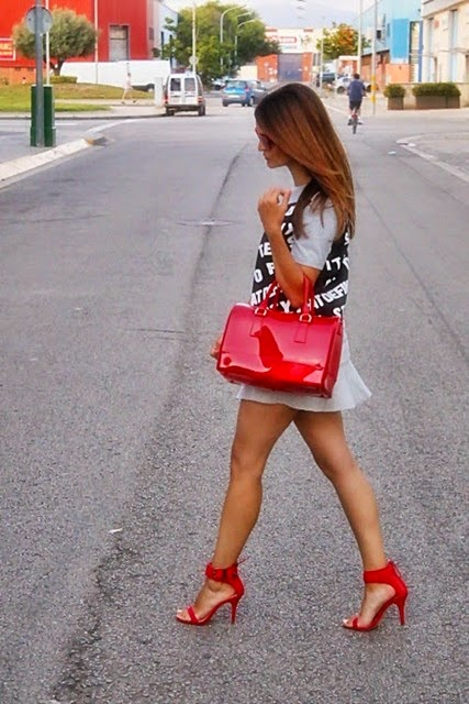 Zapatos de tacón alto de mujer