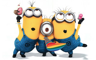 Lirik Lagu The Minions - I Swear