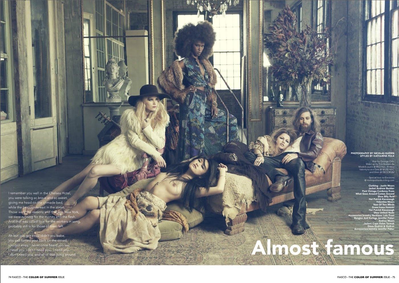 Assez LeatherJakt: Almost Famous (CAUTION.hippie.nudity.ahead) QH82