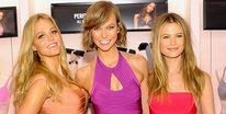 Erin Heatherton,Karlie Kloss,Behati Prinslo, now for Victoria's Secret 2013