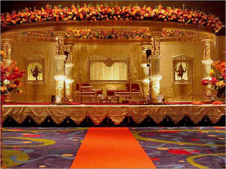 Indian weddings are elaborate feats that extend for a longer period starting