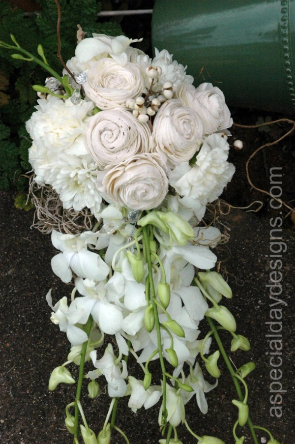 A Special Day Designs DIY Sacramento Lake Tahoe Wedding Flowers ...