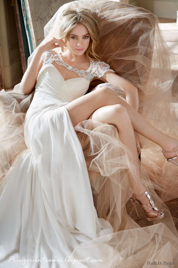 Hayley Paige Spring 2013 Brautkleider
