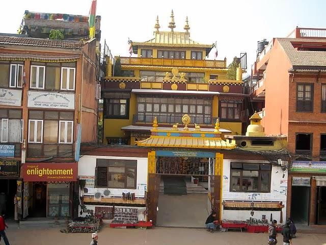 Jamchen Lhakang Monastery
